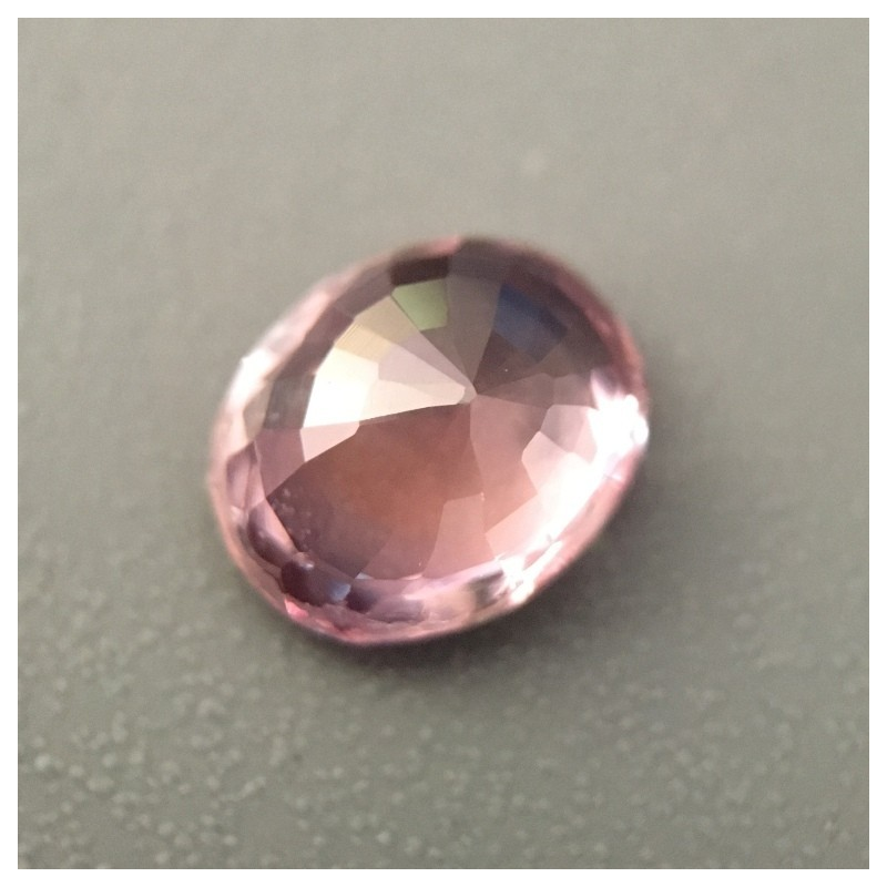 1.09 Carats | Natural Orange Pink padparadscha |Loose Gemstone|New| Sri Lanka