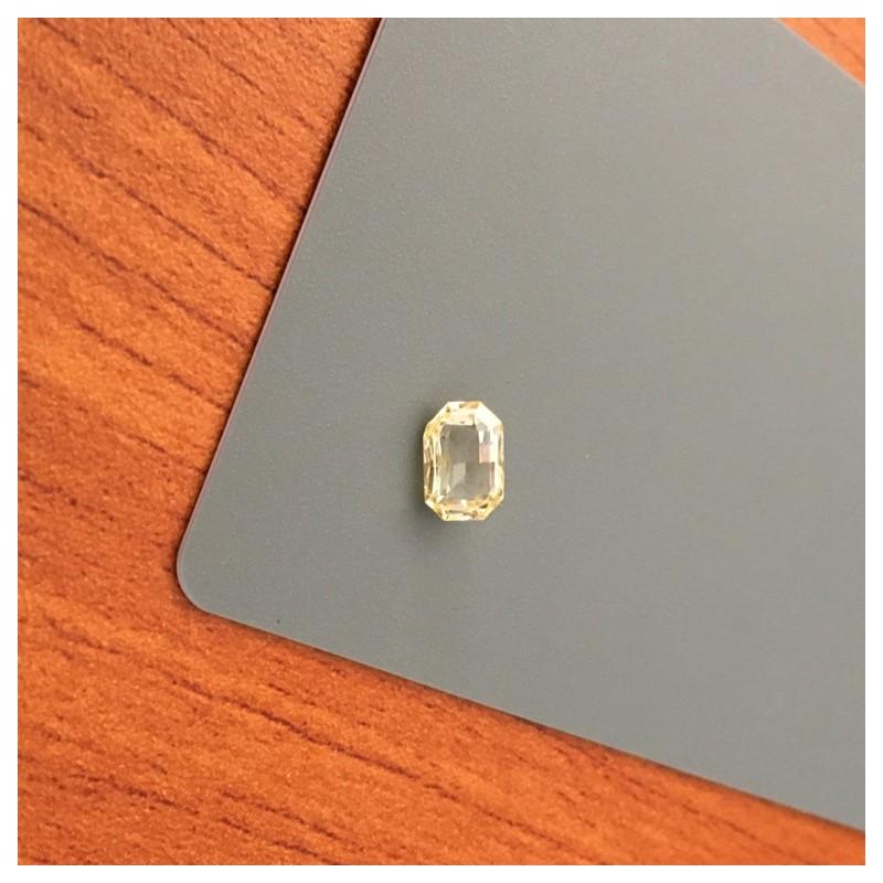 1.51 Carats|Natural Unheated Yellow Sapphire|Loose Gemstone|New|Sri Lanka