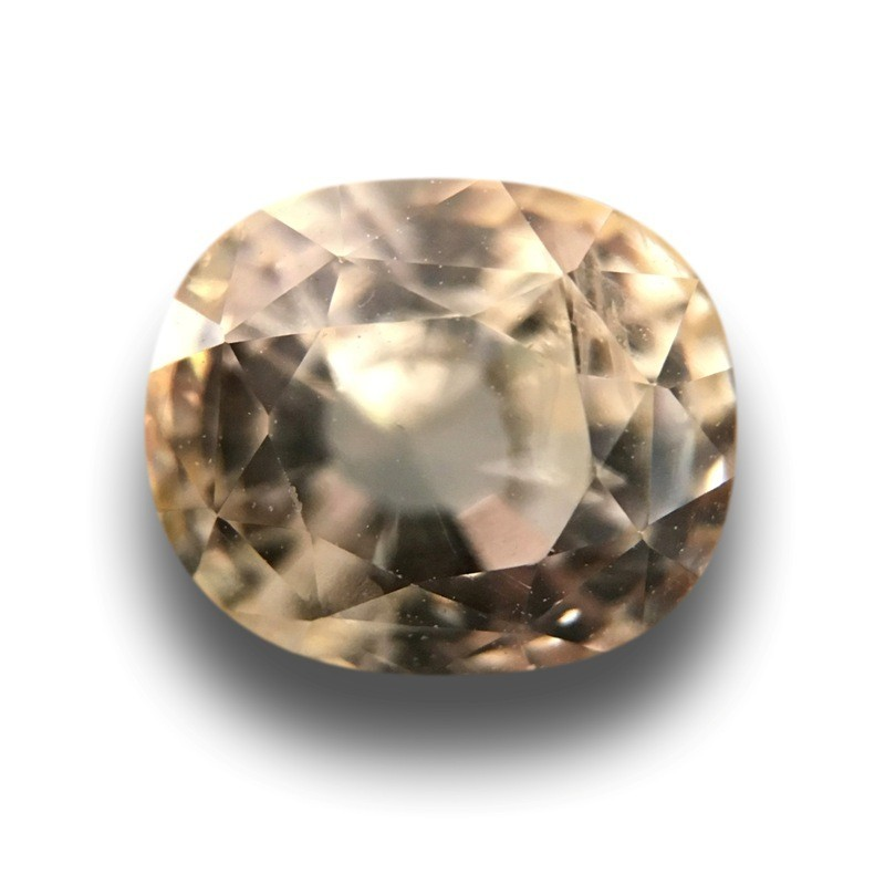 2.27 Carats|Natural Yellow Sapphire|Loose Gemstone|New|Sri Lanka