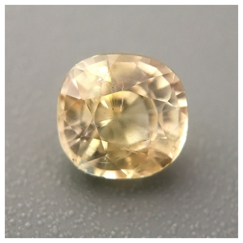 1.02 Carats|Natural Yellow Sapphire|Loose Gemstone|New|Sri Lanka