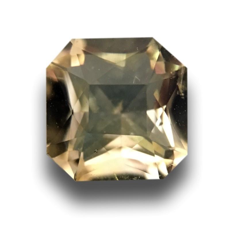 1.04 Carats|Natural Yellow Sapphire|Loose Gemstone|New|Sri Lanka