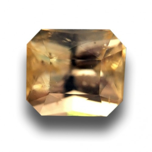 1.67 Carats|Natural Unheated Yellow Sapphire|Loose Gemstone |New|Sri Lanka