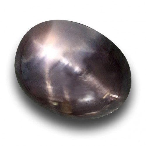1.42 Carats| Natural Purple Star Sapphire |Loose Gemstone|New| Sri Lanka