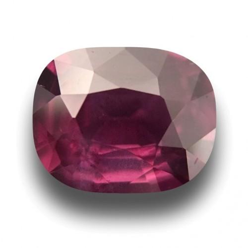 1.43 Carats | Natural purple sapphire |Loose Gemstone|New| Sri Lanka