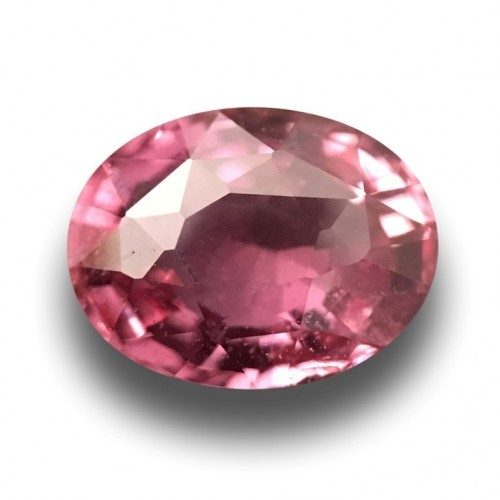 1.21 Carats | Natural Orange Pink sapphire |Loose Gemstone|New| Sri Lanka