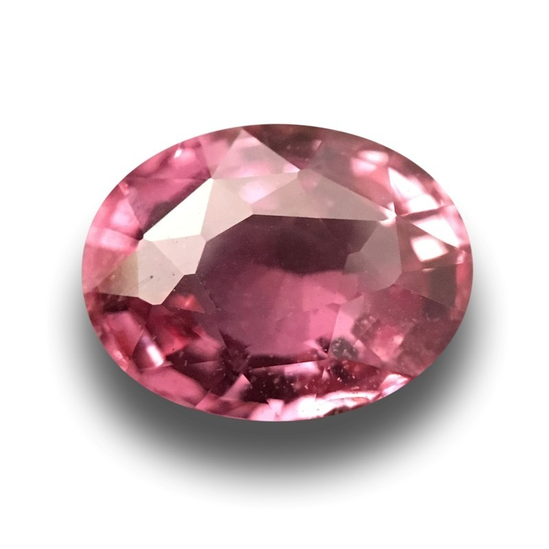 1.21 Carats | Natural Orange Pink sapphire |Loose Gemstone|New| Sri Lanka