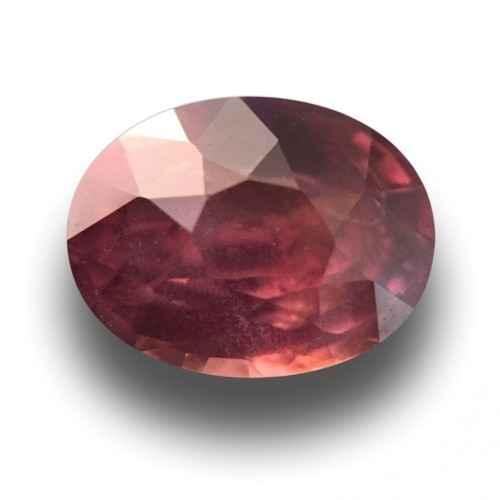 loose new gemstone cts sri natural sapphire gemstonenew lanka unheated brown