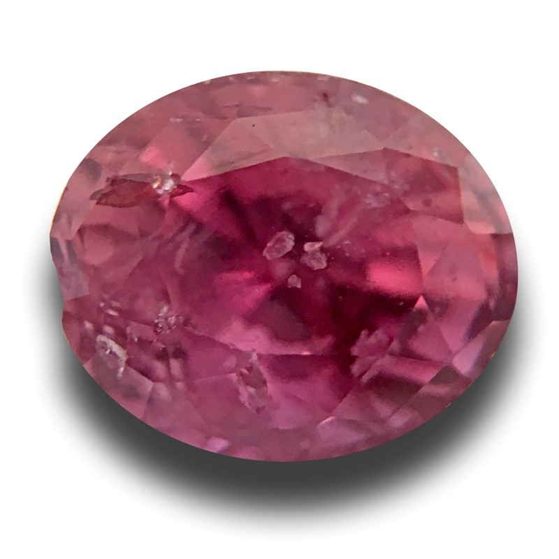 1.39 Carats | Natural Orange Pink sapphire |Loose Gemstone|New| Sri Lanka