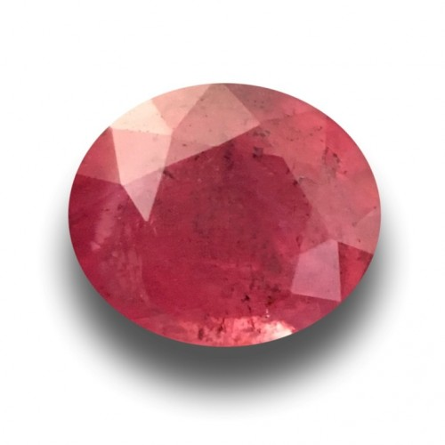 1.47 Carats | Natural Unheated Pinkish RED ruby |Loose Gemstone|New| Sri Lanka