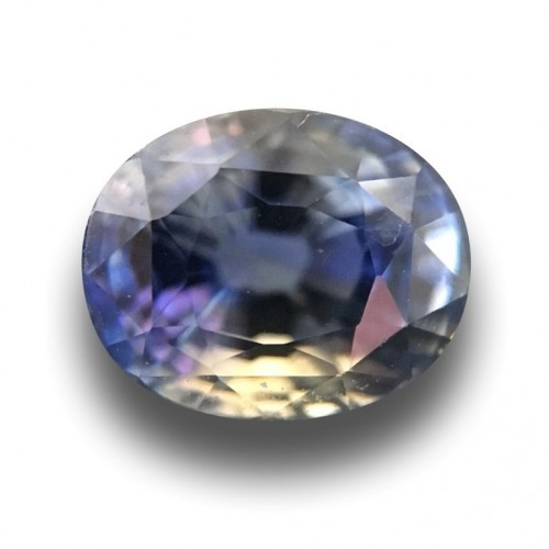 1.52 Carats | Natural Bi Colour Sapphire | Loose Gemstone | Sri Lanka - New