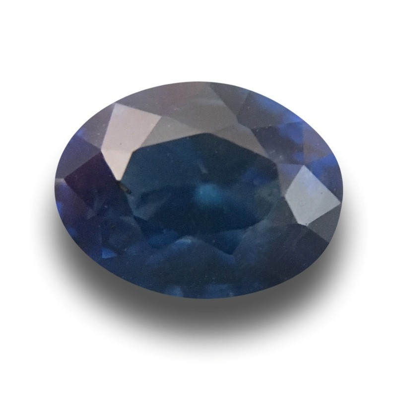 1.35 Carats | Natural cornflower Blue sapphire |Loose Gemstone|New| Sri Lanka