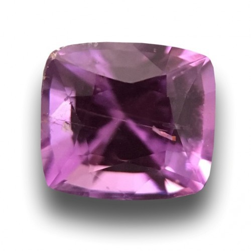 1.06 Carats | Natural purple sapphire |Loose Gemstone|New Certified| Sri Lanka