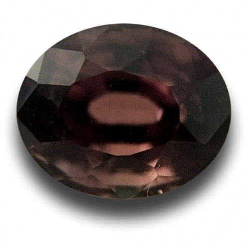brown sapphire star natural cts auctions certified