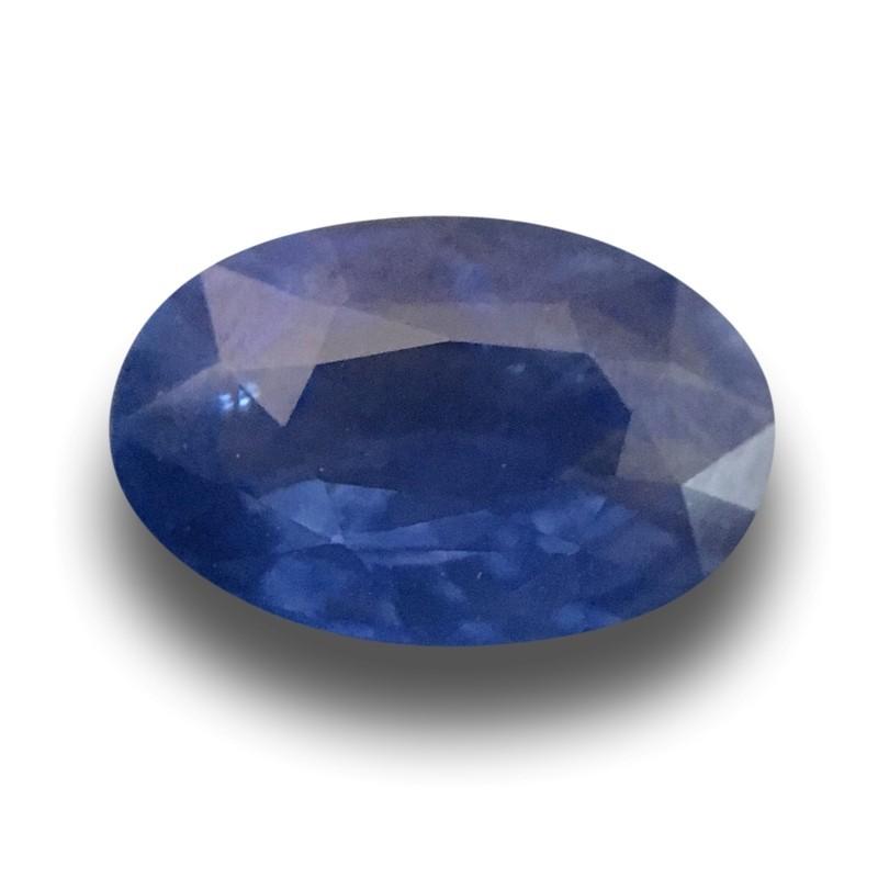 1.47 Carats | Natural Blue sapphire |Loose Gemstone|New Certified| Sri Lanka