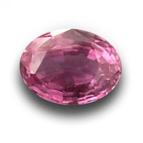 1.48 Carats | Natural Pink sapphire |Loose Gemstone|New Certified| Sri Lanka