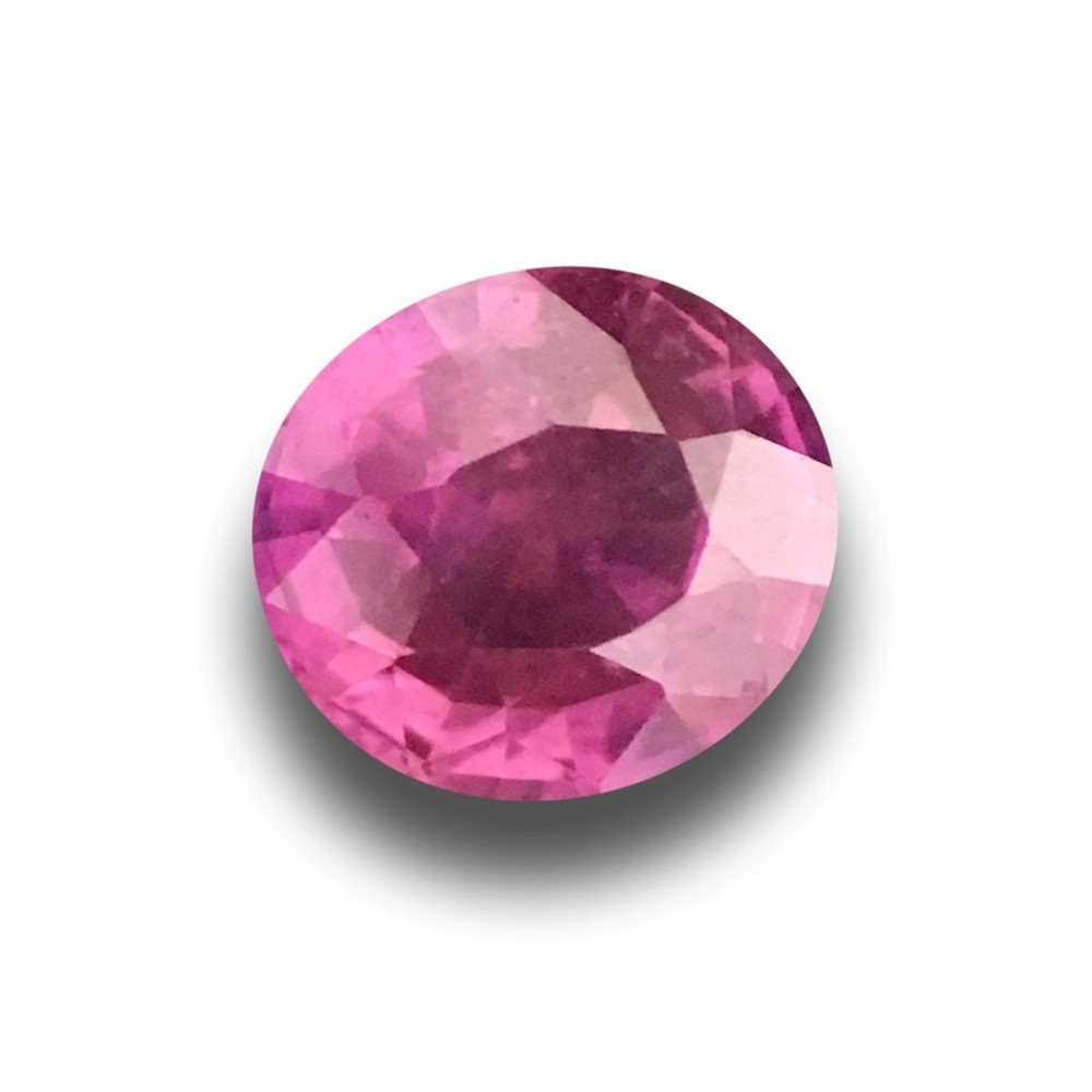 1 22 Carats Natural Pink Sapphire Loose Gemstone New