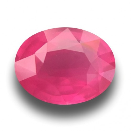 2.03 Carats | Natural Pink Sapphire | Loose Gemstone | Sri Lanka - New