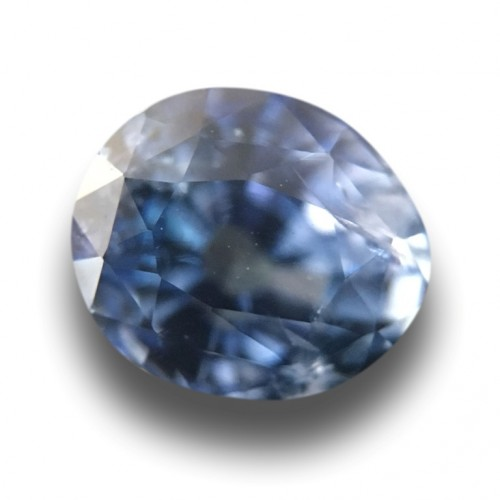1.79 Carats | Natural Blue sapphire |Loose Gemstone|New Certified| Sri Lanka