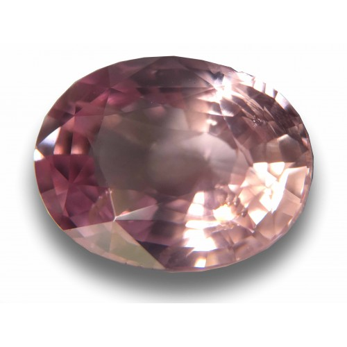 2.53Carats|Natural Unheated pink sapphire|Loose Gemstone|Sri Lanka - New