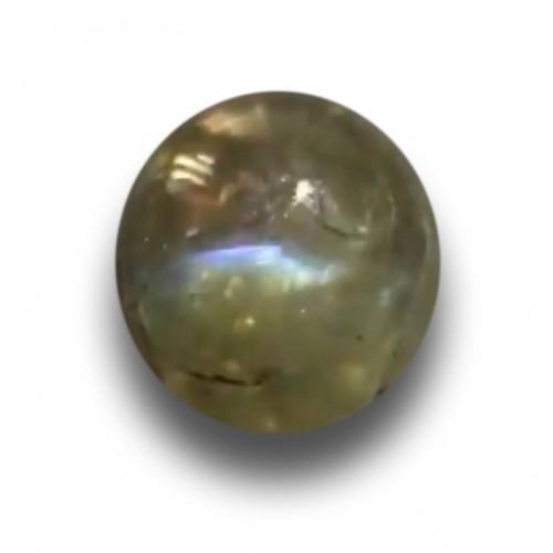 1.54 Carats Natural Green sapphire |Loose Gemstone|New Certified| Sri Lanka