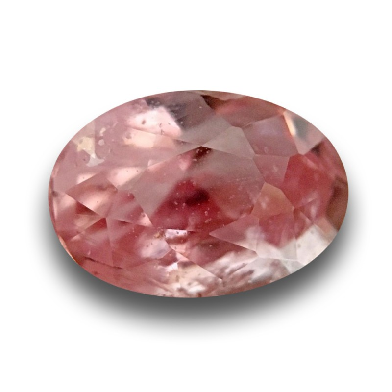 1.12 Carats | Natural Pinkish orange padparadscha |Loose Gemstone|New| Sri Lanka