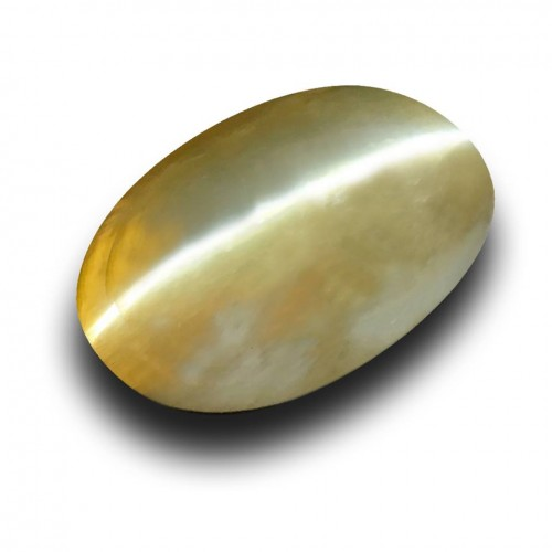 2.83 Carats|Natural Chrysoberly Cats Eye|Loose Gemstone|Sri Lanka - New