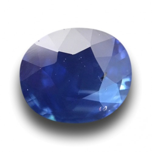 1.04 Carats | Natural Blue sapphire |Loose Gemstone|New Certified| Sri Lanka