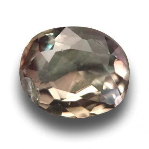 0.44 Carats | Natural Green Reddish Alexandrite |Loose Gemstone|New| Sri Lanka