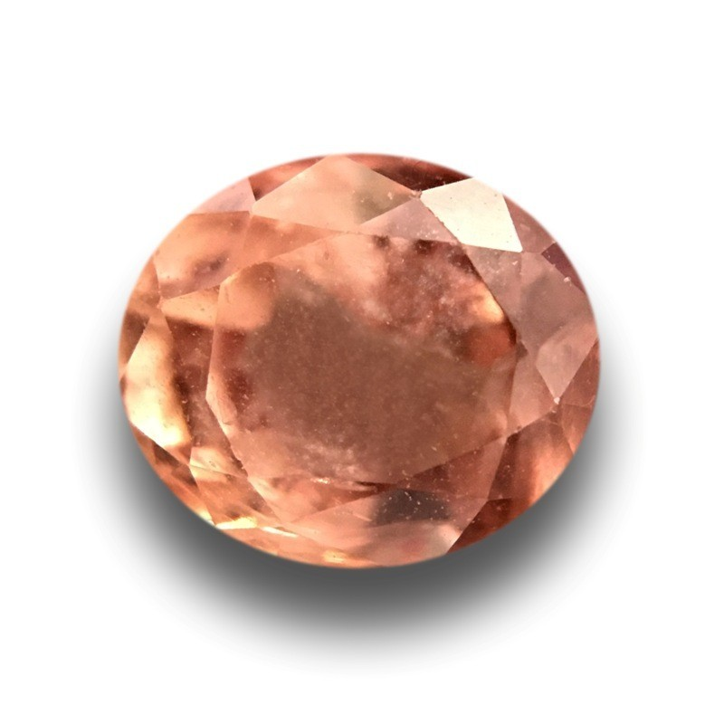 1.06 Carats | Natural Pinkish Orange padparadscha|New Certified| Sri Lanka