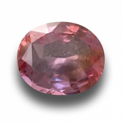 1.00 Carats | Natural Padparadscha| Loose Gemstone| Sri Lanka - New