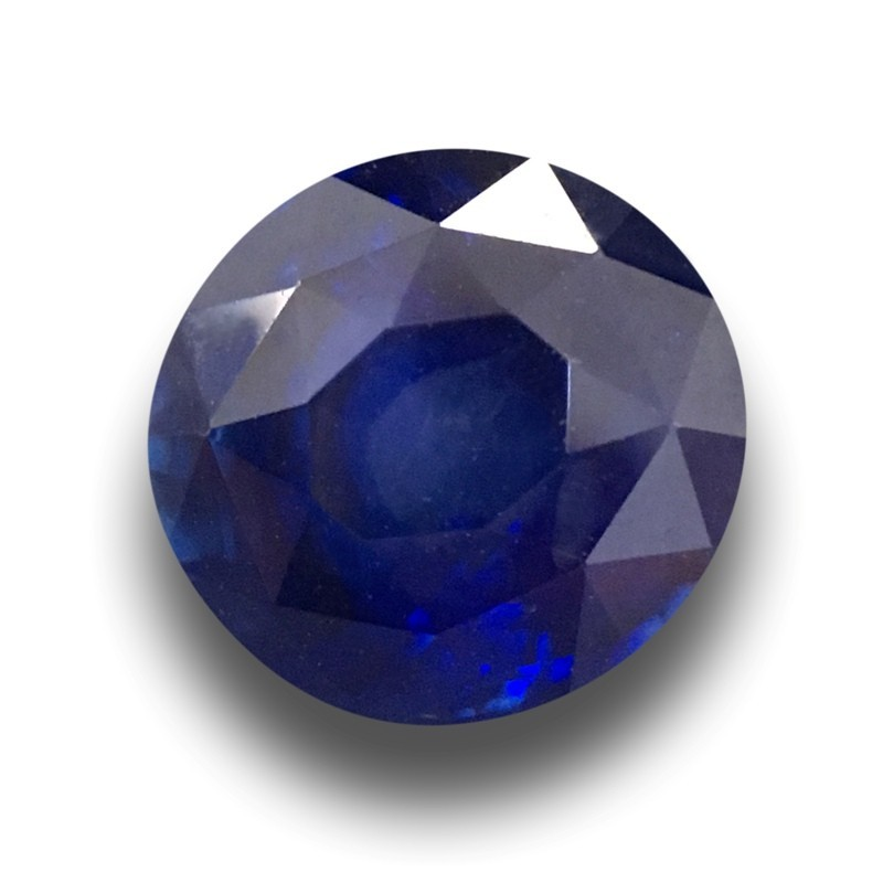 3.53 Carats | Natural Royal Blue sapphire |Loose Gemstone|New Certified| Sri Lanka