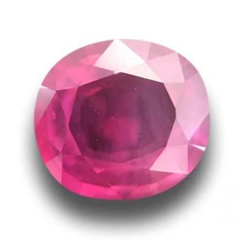 1.09 Carats | Natural purple sapphire |Loose Gemstone|New Certified| Sri Lanka