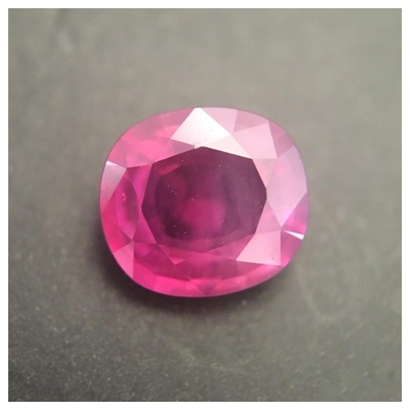 1.09 Carats | Natural purple sapphire |Loose Gemstone|New Certified| Sri Lanka