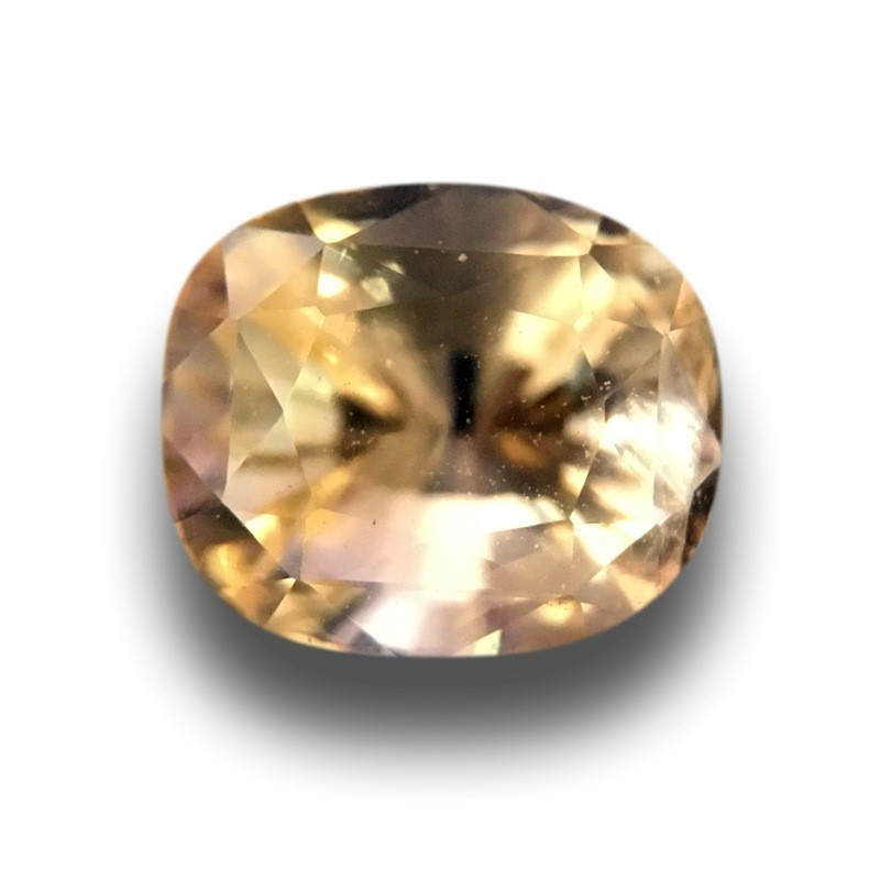 1.19 Carats | Natural Unheated yellow sapphire |New Certified| Sri Lanka