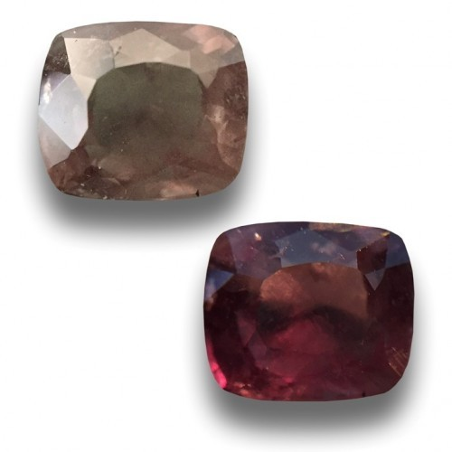 1.23 CTS | Natural Colour Changing Garnet|Loose Gemstone|New| Sri Lanka