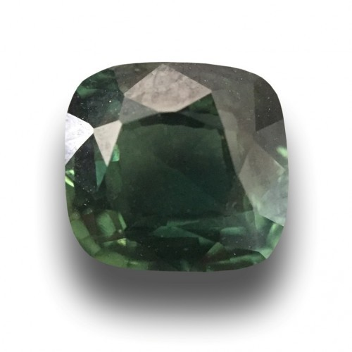 2.21 CTS | Natural Green Sapphire|Loose Gemstone|New| Sri Lanka