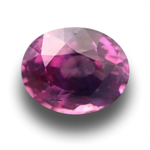 2.03 CTS | Natural Purple Sapphire |Loose Gemstone|New| Sri Lanka