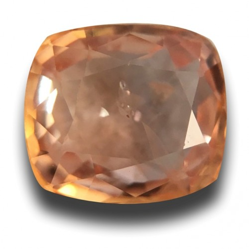 1.96 Carats | Natural Pinkish Orange padparadscha |New Certified| Sri Lanka