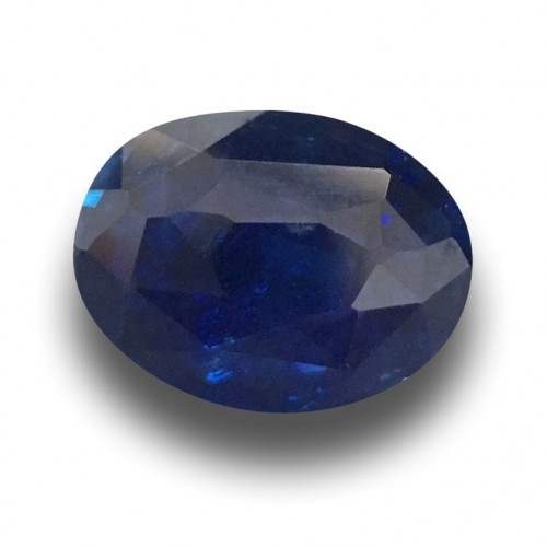 3.03 Carats | Natural Blue sapphire |Loose Gemstone|New| Sri Lanka