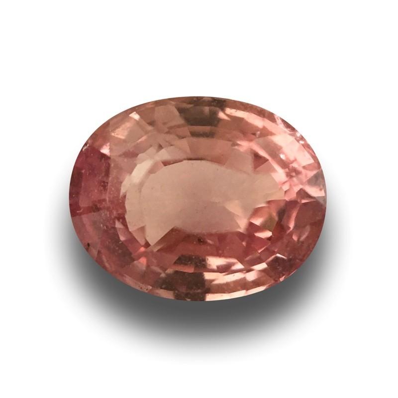 1.14 Carats|Natural Padparadscha |Loose Gemstone| Sri Lanka-New