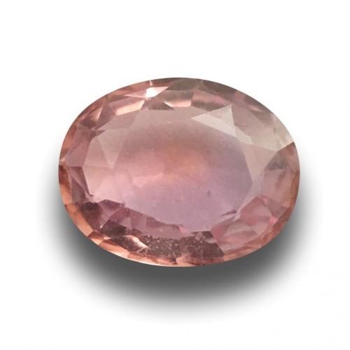 1.17 CTS | Natural Rare Multicolour Green Sapphire |Loose Gemstone|New| Sri Lanka