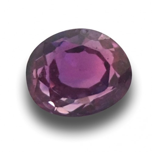 1.32 Carats | Natural Purple Sapphire |Loose Gemstone|New| Sri Lanka