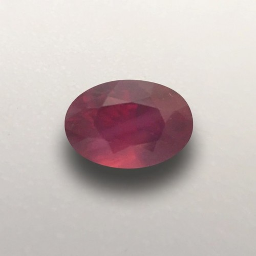 1.24 Carats | Natural Unheated Ruby |Loose Gemstone|New| Sri Lanka