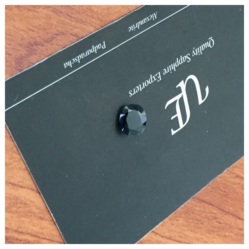 1.52 Carats | Natural Greenish Blue sapphire |Loose Gemstone|New| Sri Lanka