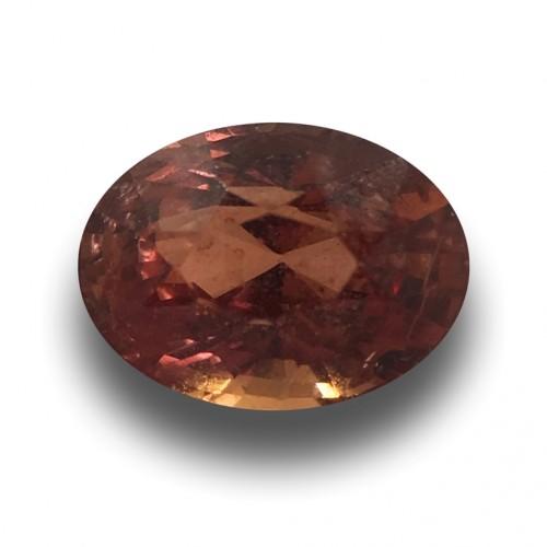 1.56 Carats | Natural Padparadscha |Loose Gemstone| Sri Lanka - New