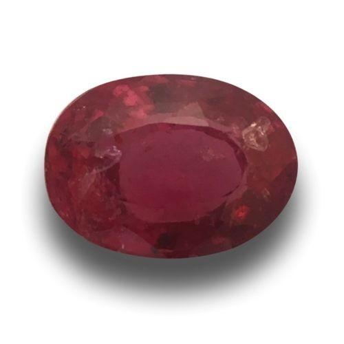 1.59 Carats | Natural Padparadscha|Loose Gemstone| Sri Lanka - New