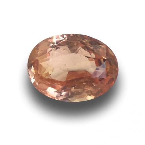 1.27 Carats | Natural Unheated Padparadscha|Loose Gemstone
