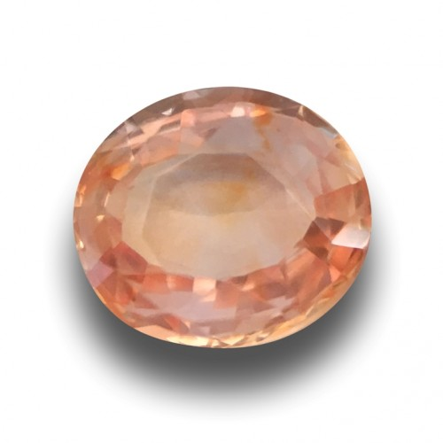 1.04 Carats | Natural Padparadscha |Loose Gemstone| Sri Lanka - New