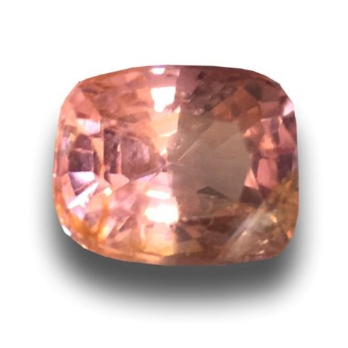 0.63 Carats | Natural Padparadscha |Loose Gemstone| Sri Lanka - New