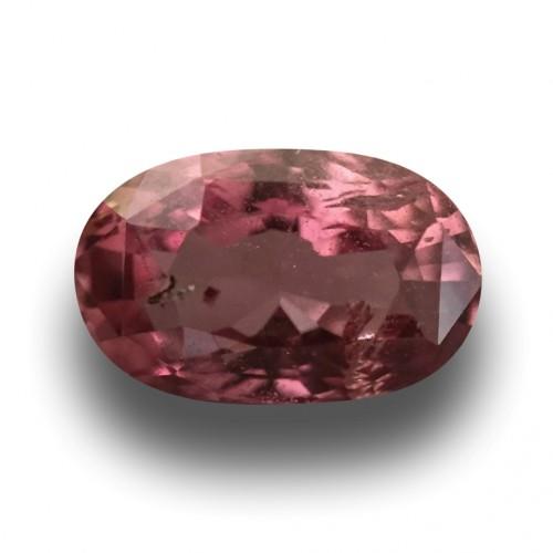 1.51 Carats| Natural Unheated Orangis Pink Sapphire|Loose Gemstone|New|Srilanka